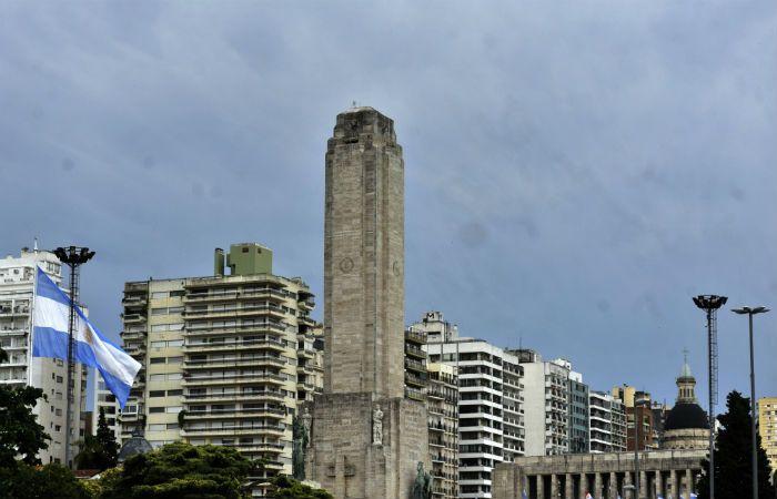 Alerta meteorológico por lluvias y tormentas fuertes para Rosario y la región