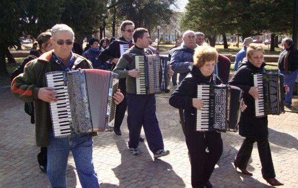 A puro acordeón. El viernes y sábado San Jorge será invadida de música.