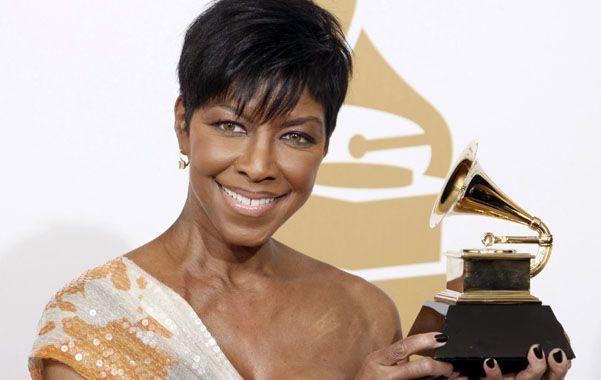 La voz. La artista norteamericana había ganado un Grammy en 1991.
