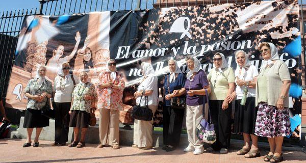En el Día de la Mujer, las Madres rindieron homenaje a Cristina y pidieron su reelección