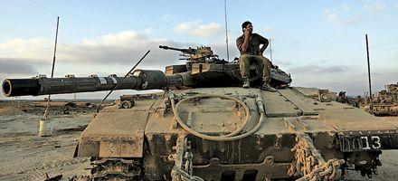Israel y el grupo islámico Hamas acordaron un cese del fuego en Gaza