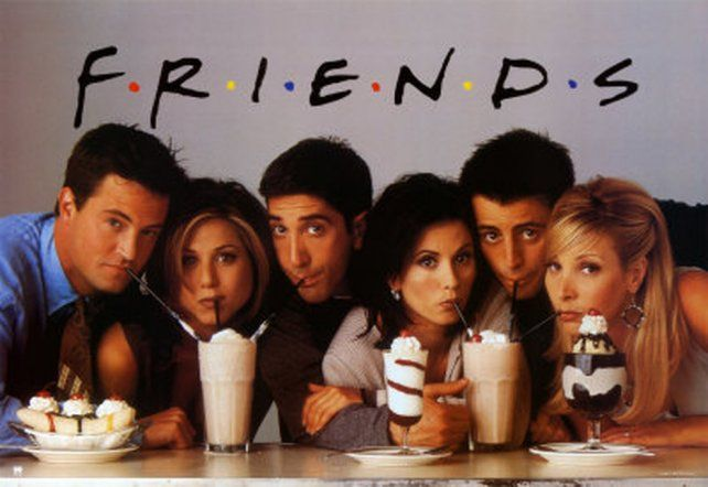 Sufrió una fuerte reprimenda porque no vio Friends