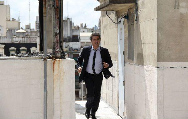 Búsqueda desesperada. Ricardo Darín recorre cielo y tierra para encontrar a sus hijos desaparecidos.