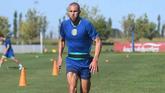 Nicolás Ferreyra descansó con San Lorenzo y vuelve en el clásico.