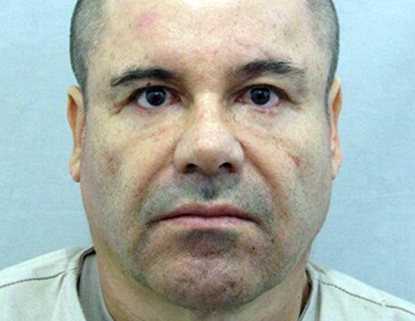 El capo del cártel narco de Sinaloa.