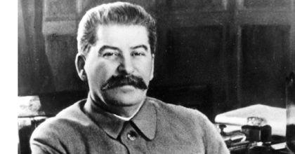 Stalin, elegido como tercer personaje más importante de la historia rusa