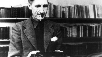 """George Orwell, el visionario autor de """"1984"""""""