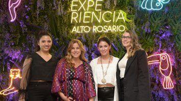 Juliana Oliver, Guillermina Gasparini, Julieta Schulze y Melani del Barrio(Principal)
