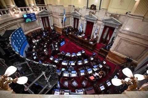 El Senado aprobó y convirtió en ley que reforma de Ganancias.
