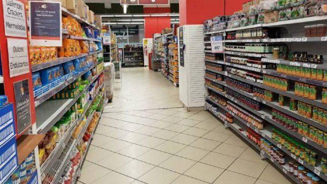 El consumo cayó un 5,4% durante el mes de agosto
