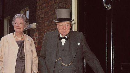 Una obra de Winston Churchill fue subastada en casi dos millones de dólares