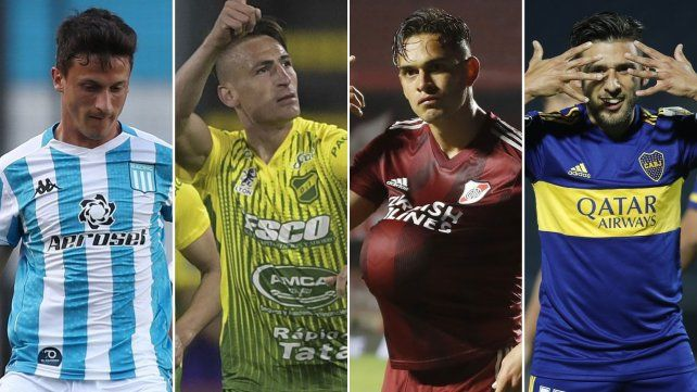 Una semana clave para la Libertadores: hora, día y televisación