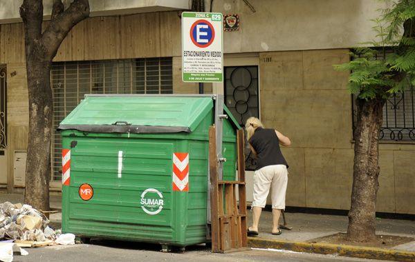 La municipalidad pide que no se saquen los residuos.
