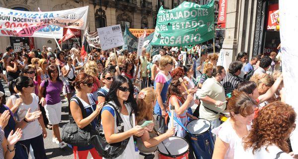 Amsafé Rosario quiere parar el 8 de junio en adhesión a la protesta de la CTA nacional