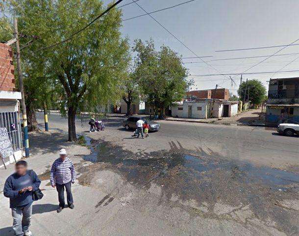 El crimen ocurrió en la zona de Uriburu y Patricias Argentinas.