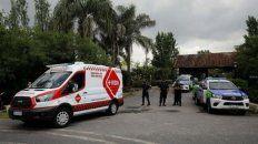Leopoldo Luque, médico de Maradona, pidió una ambulancia para trasladar al Diez a un centro asistencial.