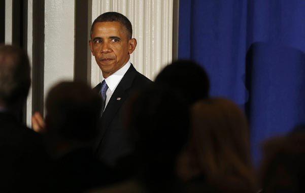 Gran escándalo. Obama se ve presionado por una serie de casos complicados en su segundo período de gestión.
