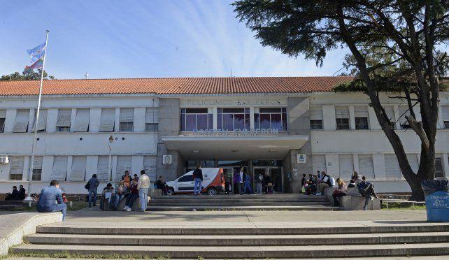 Las tres víctimas fueron derivas al Hospital Eva Perón.