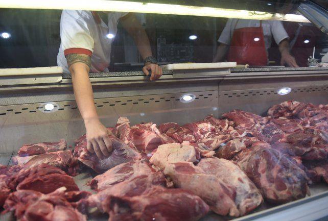 La carne registró subas de casi el 20% en diciembre y tuvo un alza interanual de 74