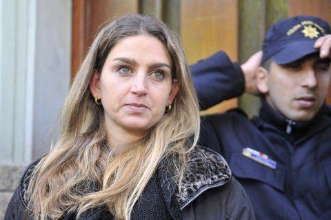 señora fiscal. Marisol Fabbro había imputado al policía y dos de sus hijos por una figura mucho más grave.