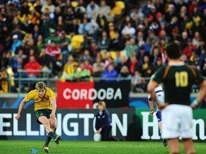 Australia venció a Sudáfrica y será el rival de Nueva Zelanda en semis