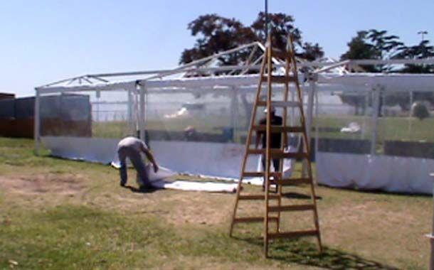 Comienzan los preparativos de las Colectividades 2012