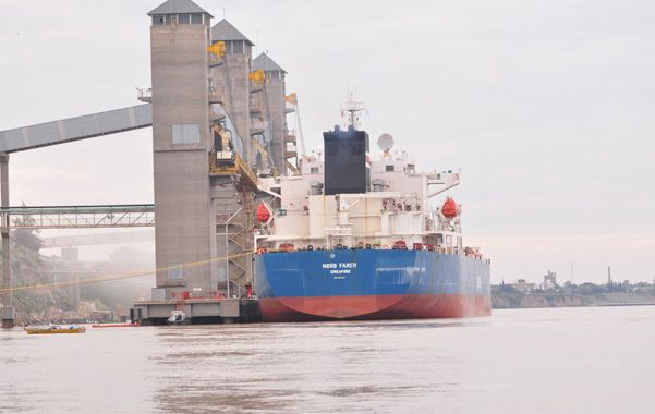 Protocolos. El ingreso de barcos provenientes de zonas con epidemias está controlado por Sanidad de Fronteras.