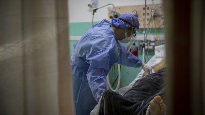 Por coronavirus, otras 274 personas murieron en el país