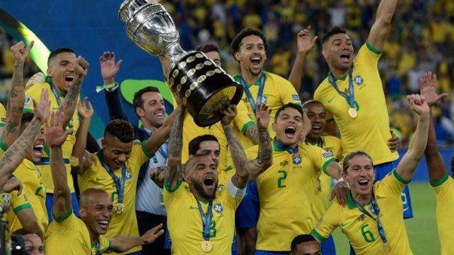 Brasil. La confederación finalmente eligió llevar el torneo al mismo país que lo había organizado en 2019.