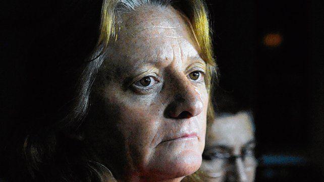 Bajo la lupa. Ana Viglione está procesada por falso testimonio.