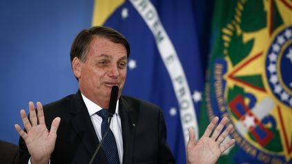 Bolsonaro tiene un récord negativo en materia de Salud y combate al coronavirus.