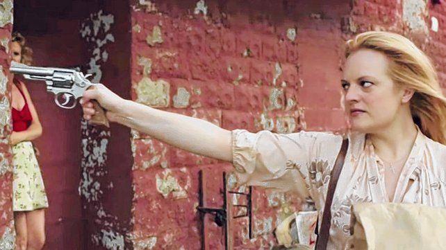 Desatada. Elisabeth Moss interpreta a Claire