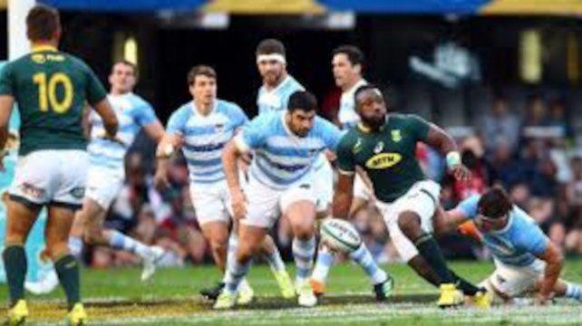 Los Pumas abrirán el Rugby Championship ante Sudáfrica