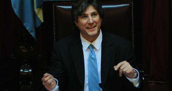 La Justicia allanó la casa que el vicepresidente Boudou tiene en Puerto Madero