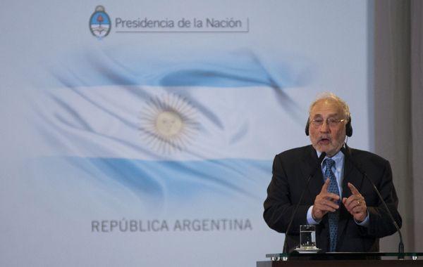 El reconocido economista elogió el desendeudamiento argentino.