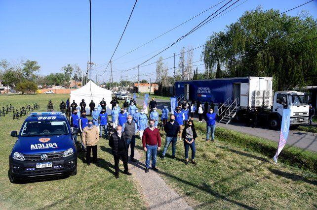 Plan Incluir: la provincia puso en marcha el dispositivo de intervención integral en Rosario