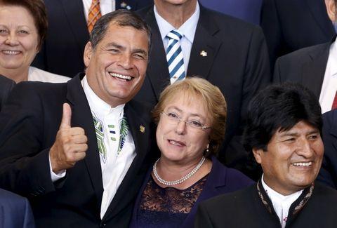 Consenso. Correa