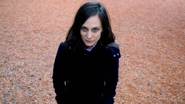La escritora Romina Paula es una de las protagonistas de la serie documental.