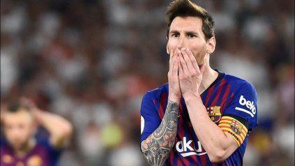 Messi es el segundo deportista que más ganó en la temporada 2020/21.