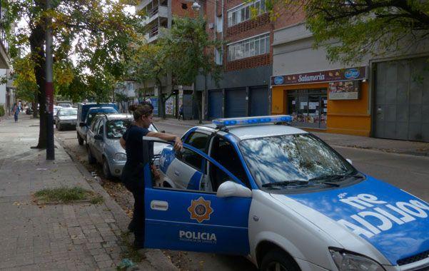 Lamberto prometió duplicar los patrullajes en la ciudad