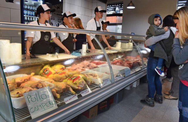 En el Mercado del Patio se consiguen precios de alimentos más baratos que en el súper