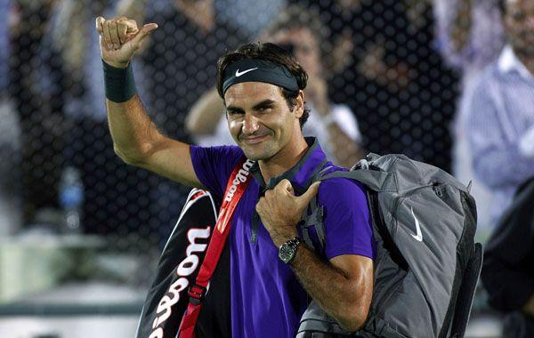 La devoción por Federer