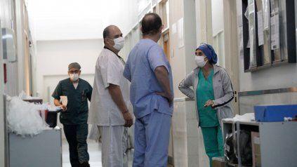 En Rosario se reportaron hoy 470 nuevos contagios de coronavirus.