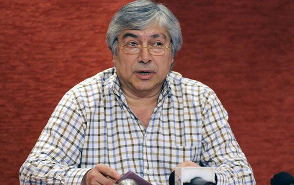 Descargo público. Lázaro Báez se presentó ante el juez que lo investiga y dijo que nunca actuó al margen de la ley.