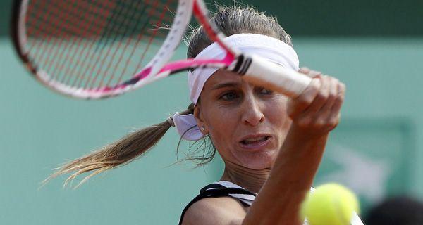Sorpresa argentina en Roland Garros: Dulko pasó a octavos de final.