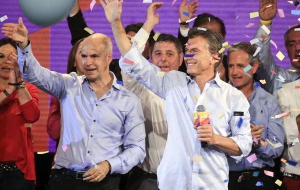 El jefe de Gobierno descartó la posibilidad de sumar al Frente Renovador en el armado nacional. (Foto: Reuters)