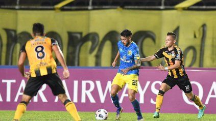 Central y Deportivo Táchira juegan la revancha en el Gigante.