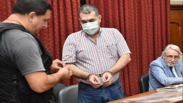 El ex policía Catuzzi fue condenado en diciembre de 2020.