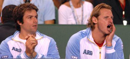 Cambio de planes: Mancini anunció que Nalbandian y Calleri juegan el dobles