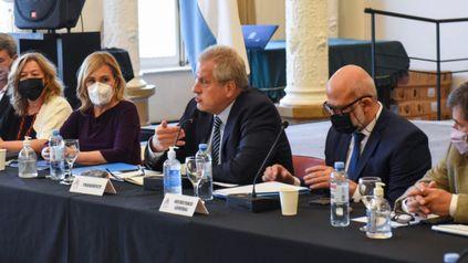 El ministro de Educación nacional, Jaime Perczyk, presidió la 112ª asamblea del Consejo Federal de Educación (CFE).